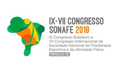 SONAFE 2019 – O que vimos em um dos mais importantes evento de fisioterapia esportiva