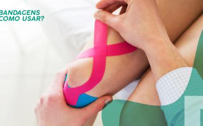 Como utilizar as bandagens de modo preventivo e em lesões nas modalidades de combate.
